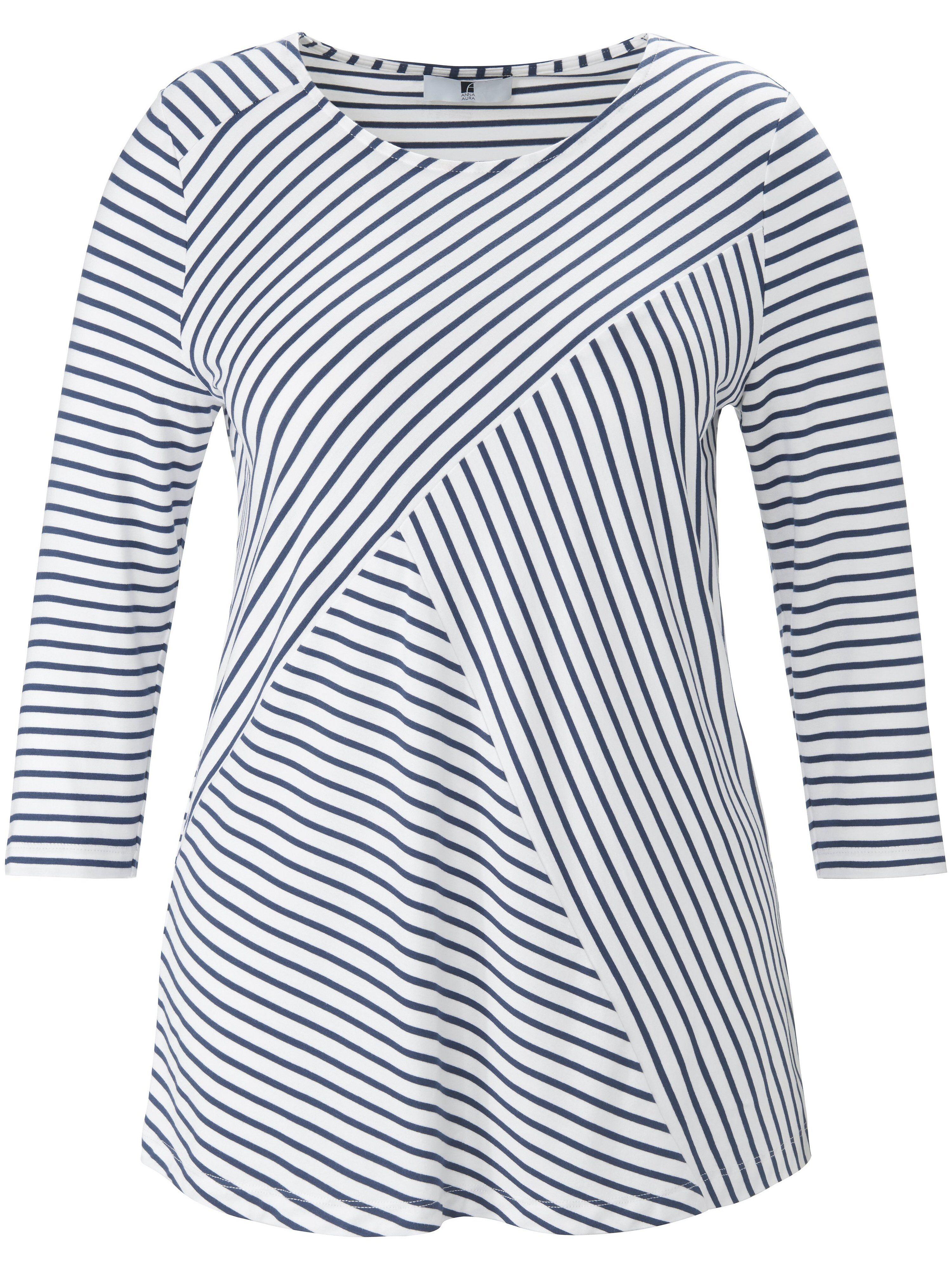 Anna Aura Le T-shirt manches 3/4  Anna Aura blanc  - Femme - 42