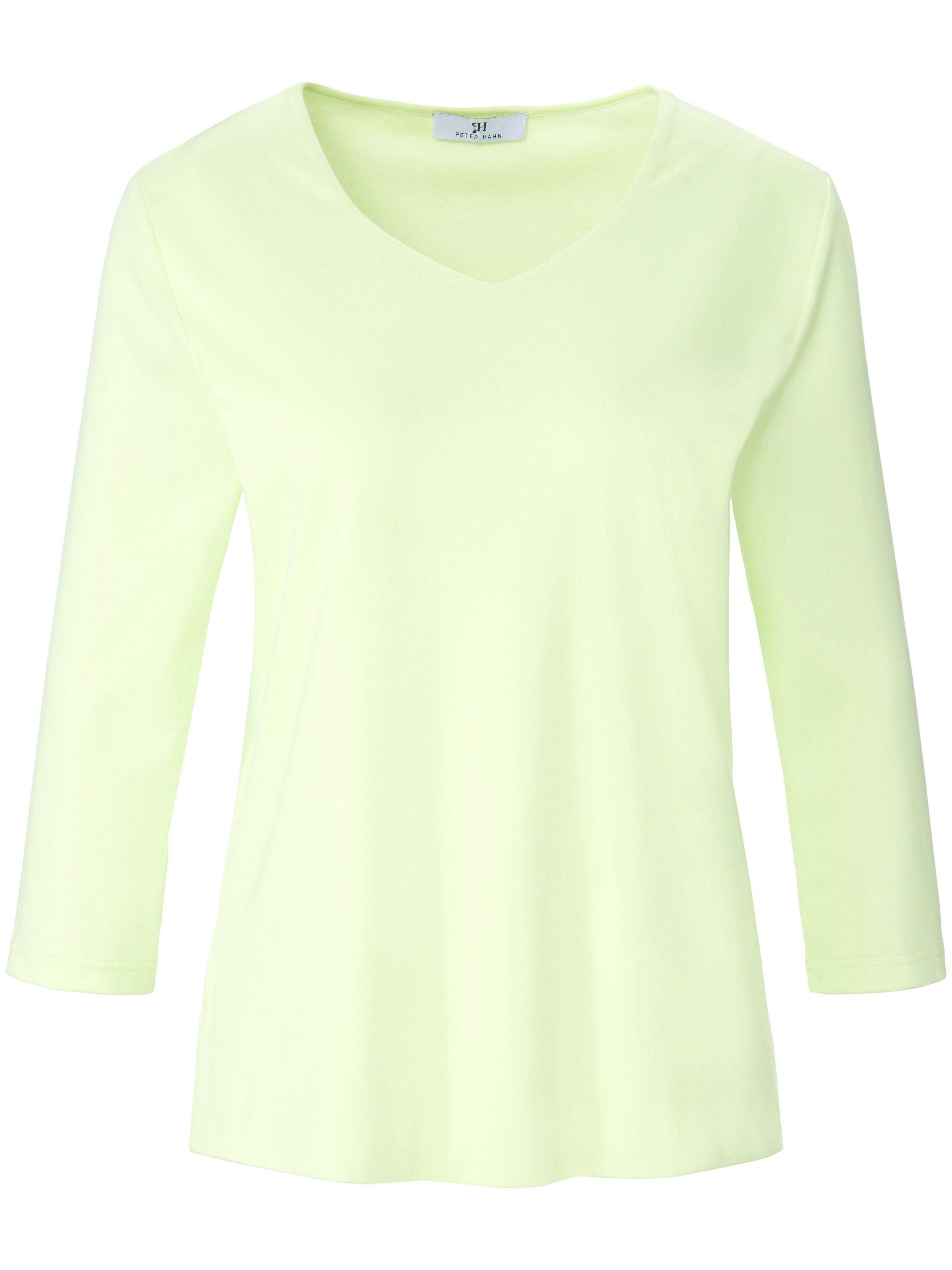 Peter Hahn Le T-shirt manches 3/4  Peter Hahn vert  - Femme - 40