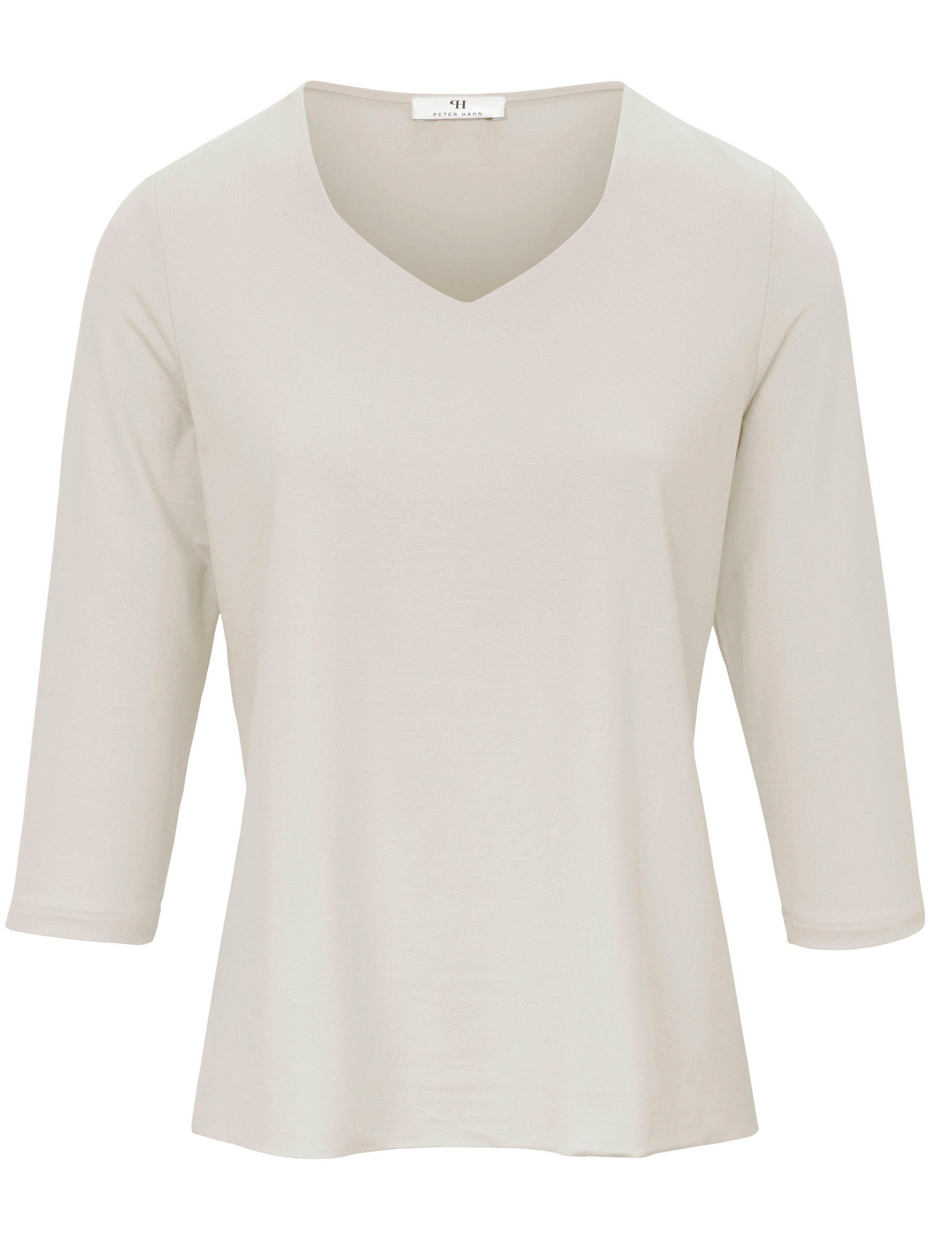 Peter Hahn Le T-shirt manches 3/4  Peter Hahn beige  - Femme - 38