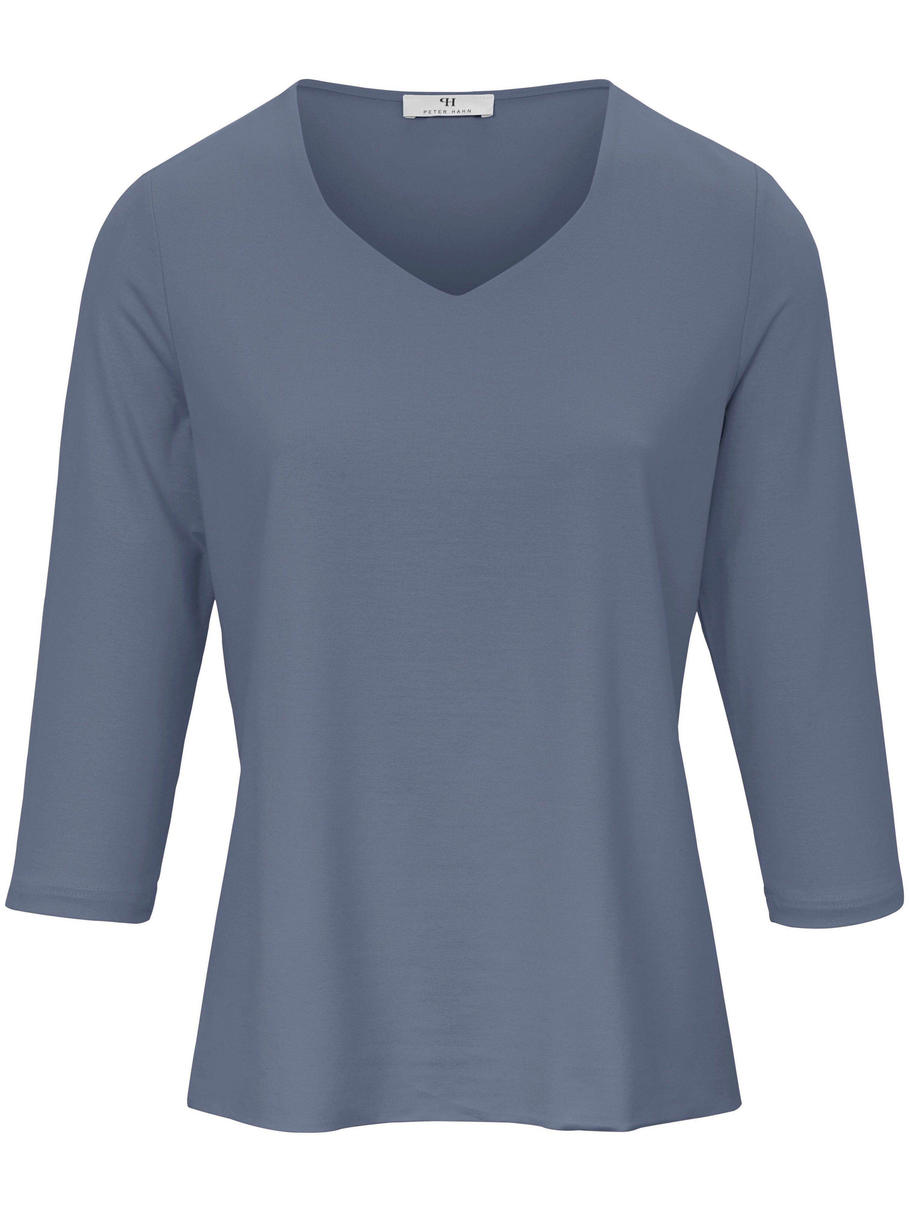 Peter Hahn Le T-shirt manches 3/4  Peter Hahn bleu  - Femme - 54