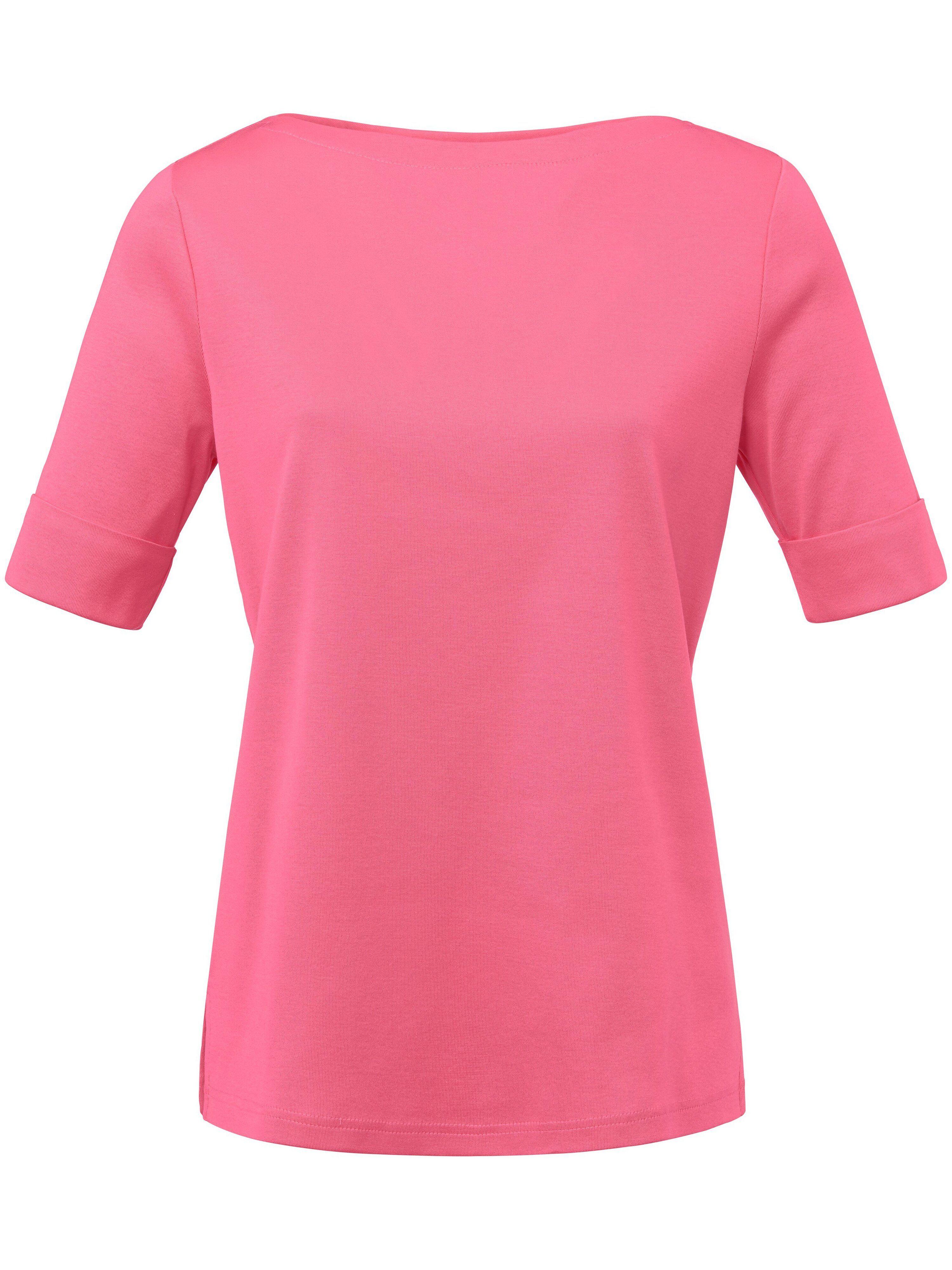 Efixelle Le T-shirt 100% coton  Efixelle fuchsia  - Femme - 38