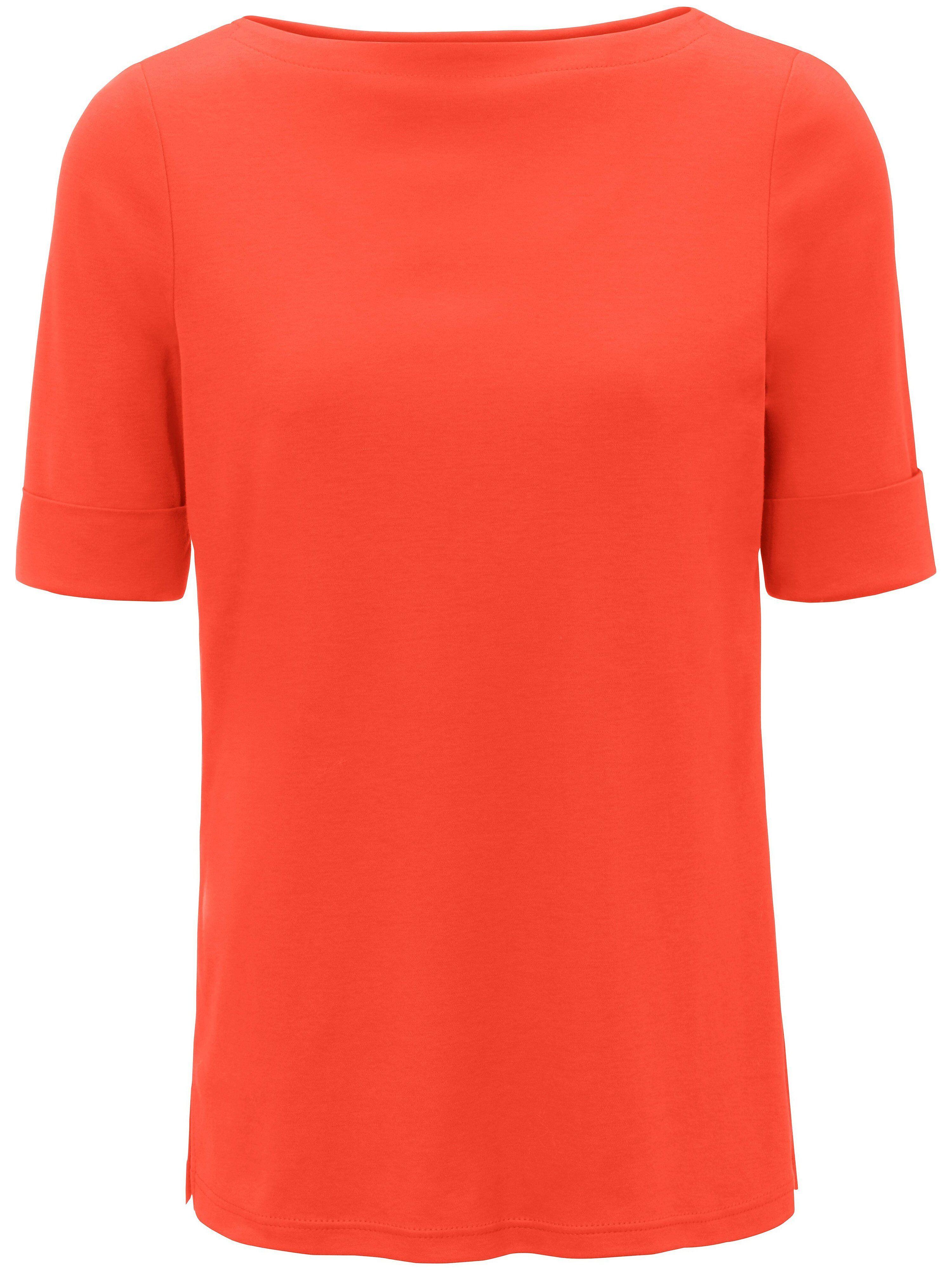Efixelle Le T-shirt 100% coton  Efixelle orange  - Femme - 38