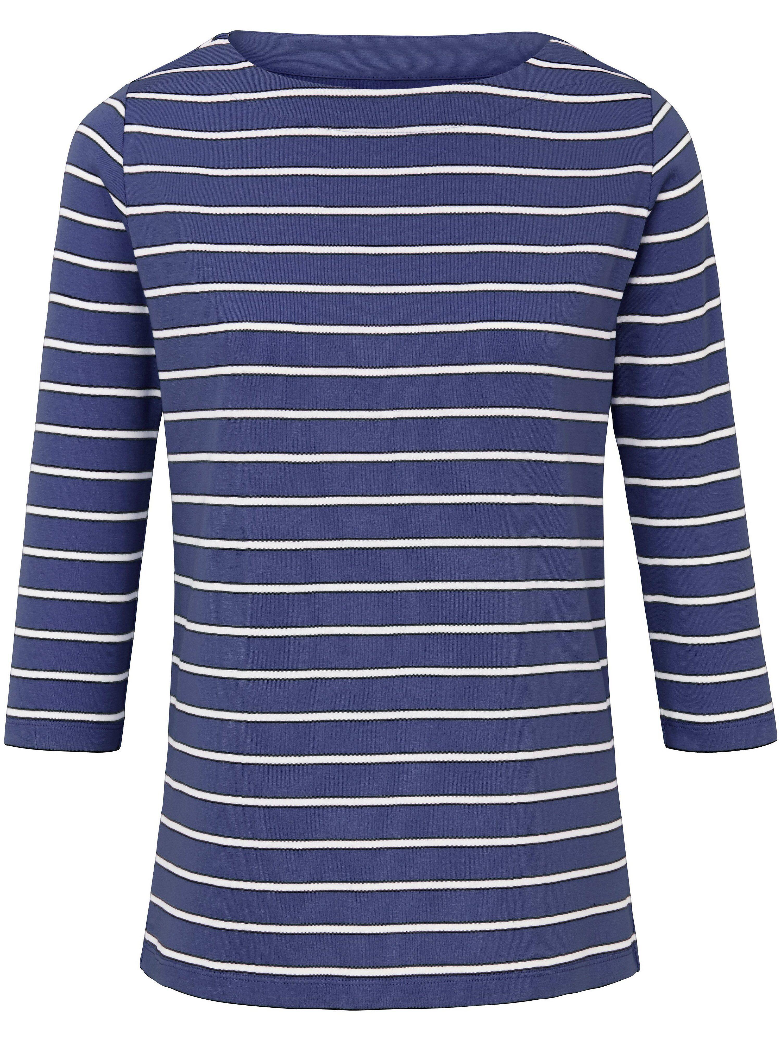 Bogner Le T-shirt manches 3/4 en coton  Bogner bleu  - Femme - 38
