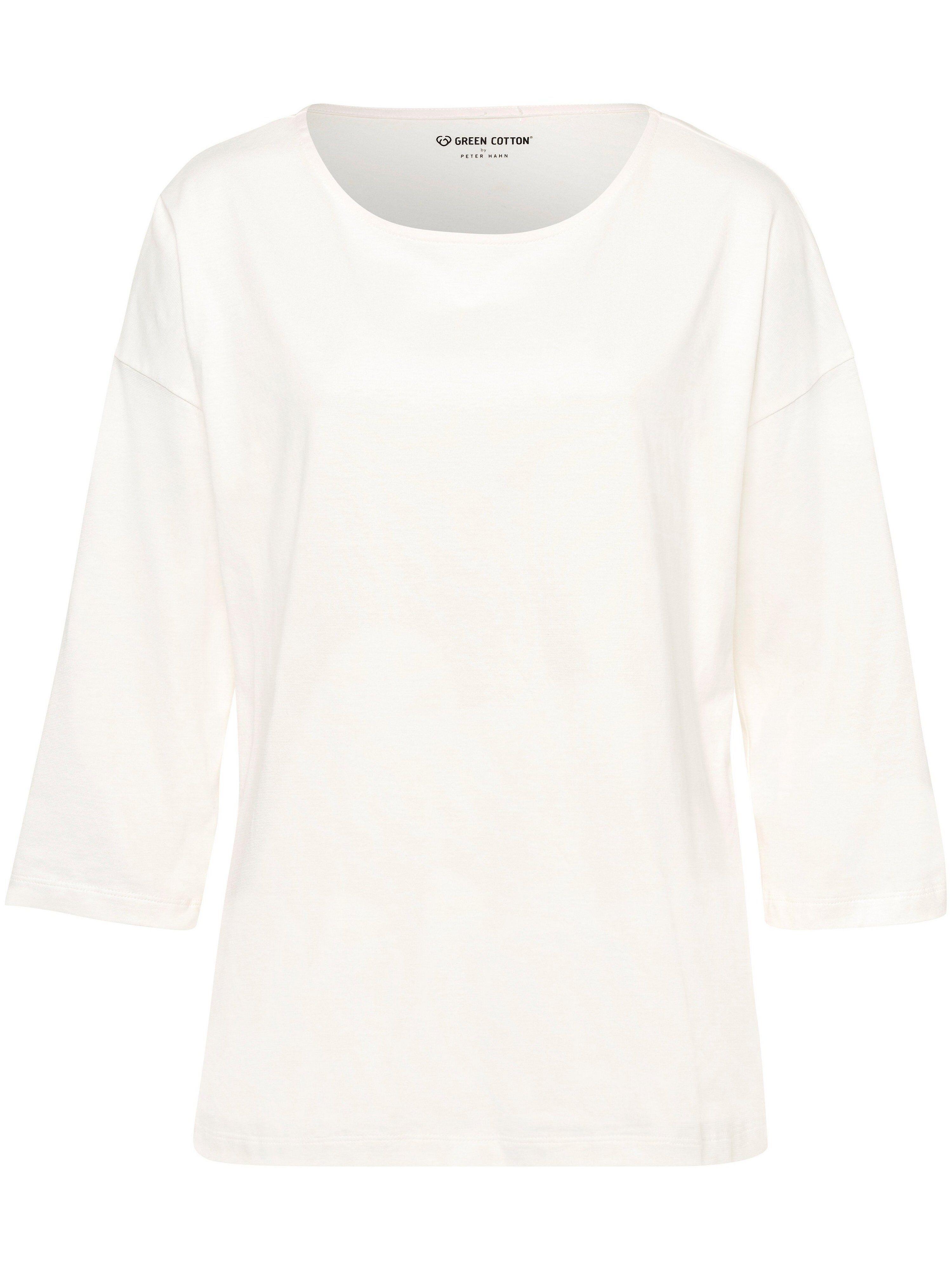 Green Cotton Le T-shirt 100% coton  Green Cotton blanc  - Femme - 42