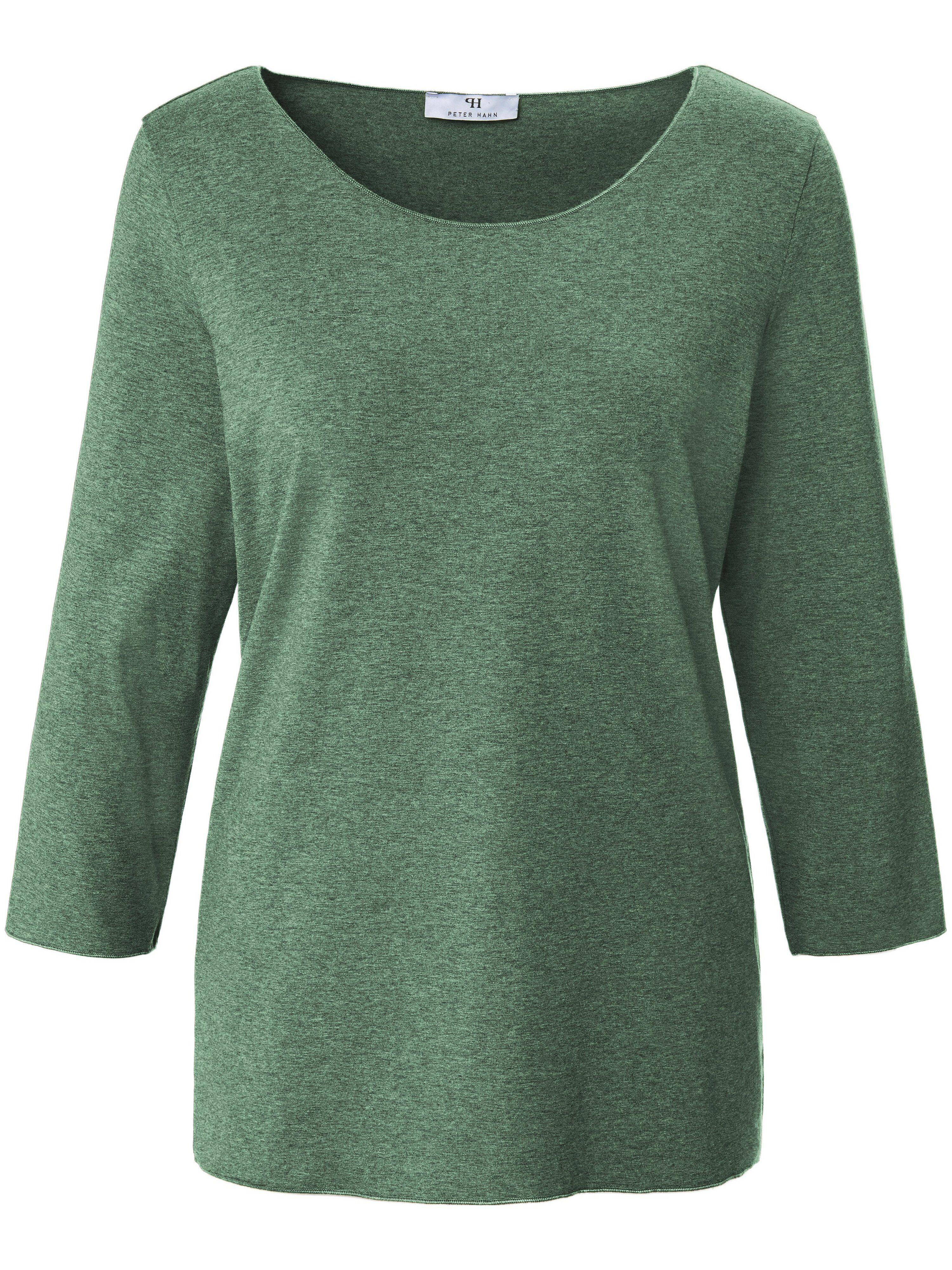 Peter Hahn Le T-shirt manches 3/4  Peter Hahn vert  - Femme - 38