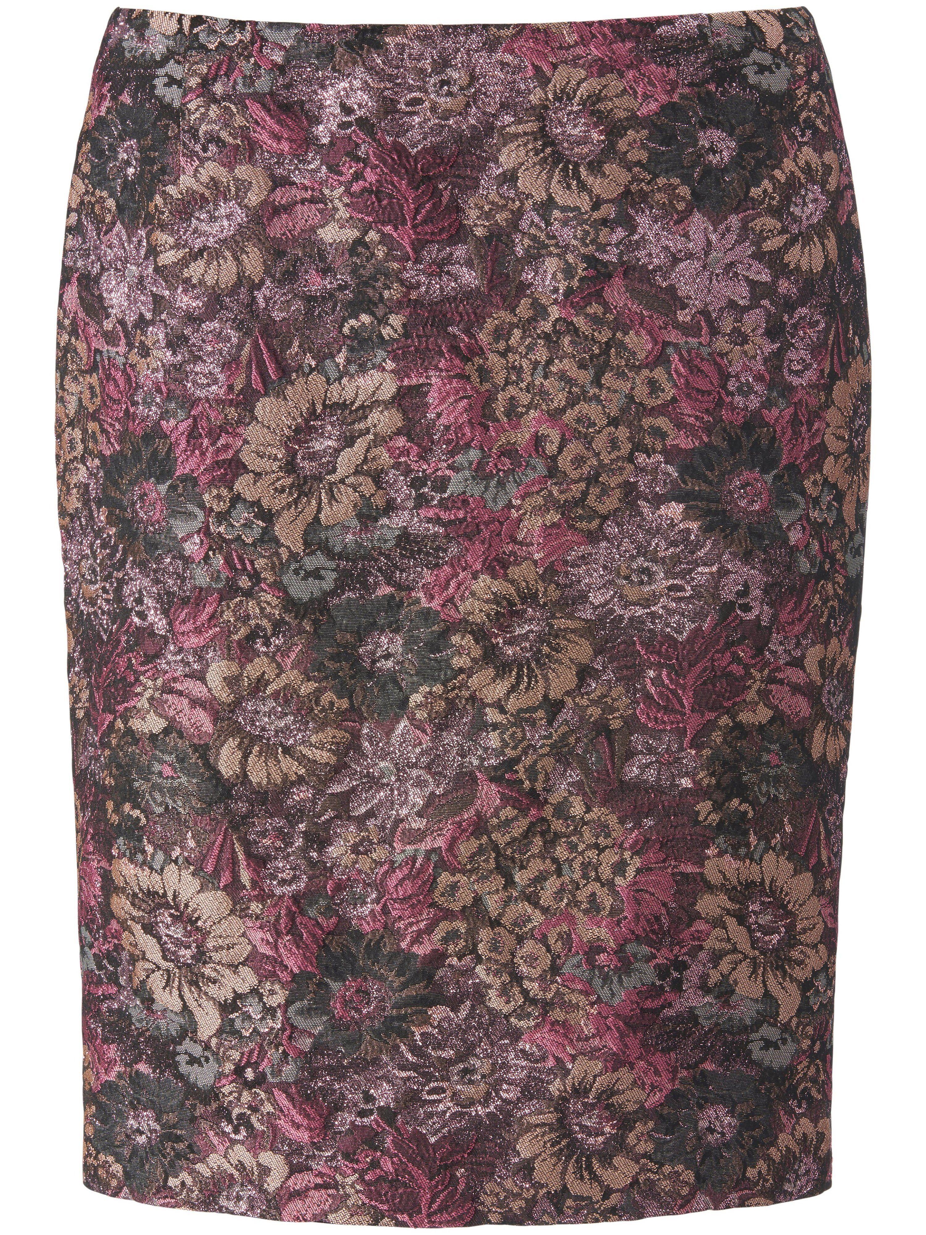 Uta Raasch La jupe ligne droite  Uta Raasch multicolore  - Femme - 40