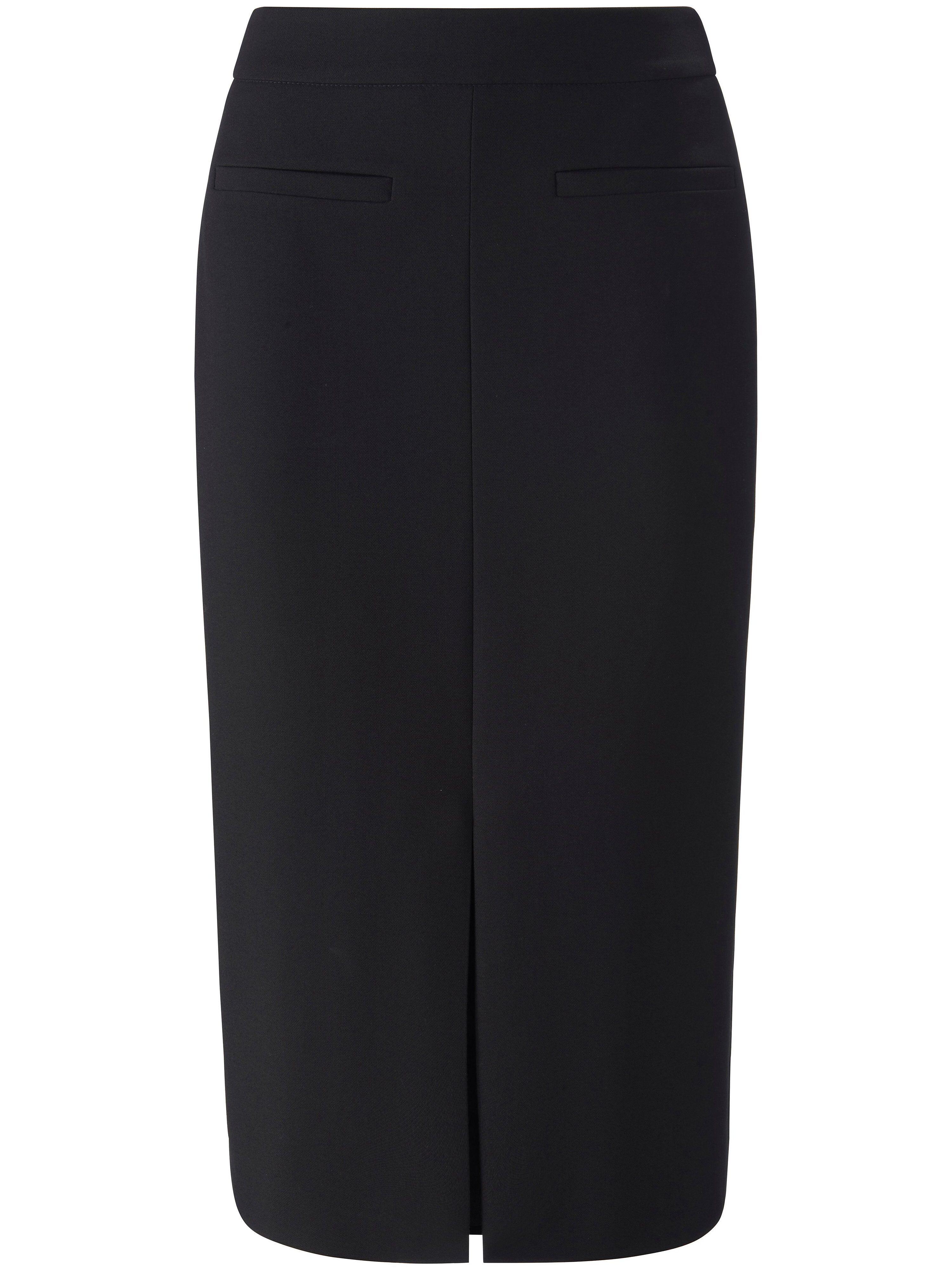 Windsor La jupe ligne droite  Windsor noir  - Femme - 36