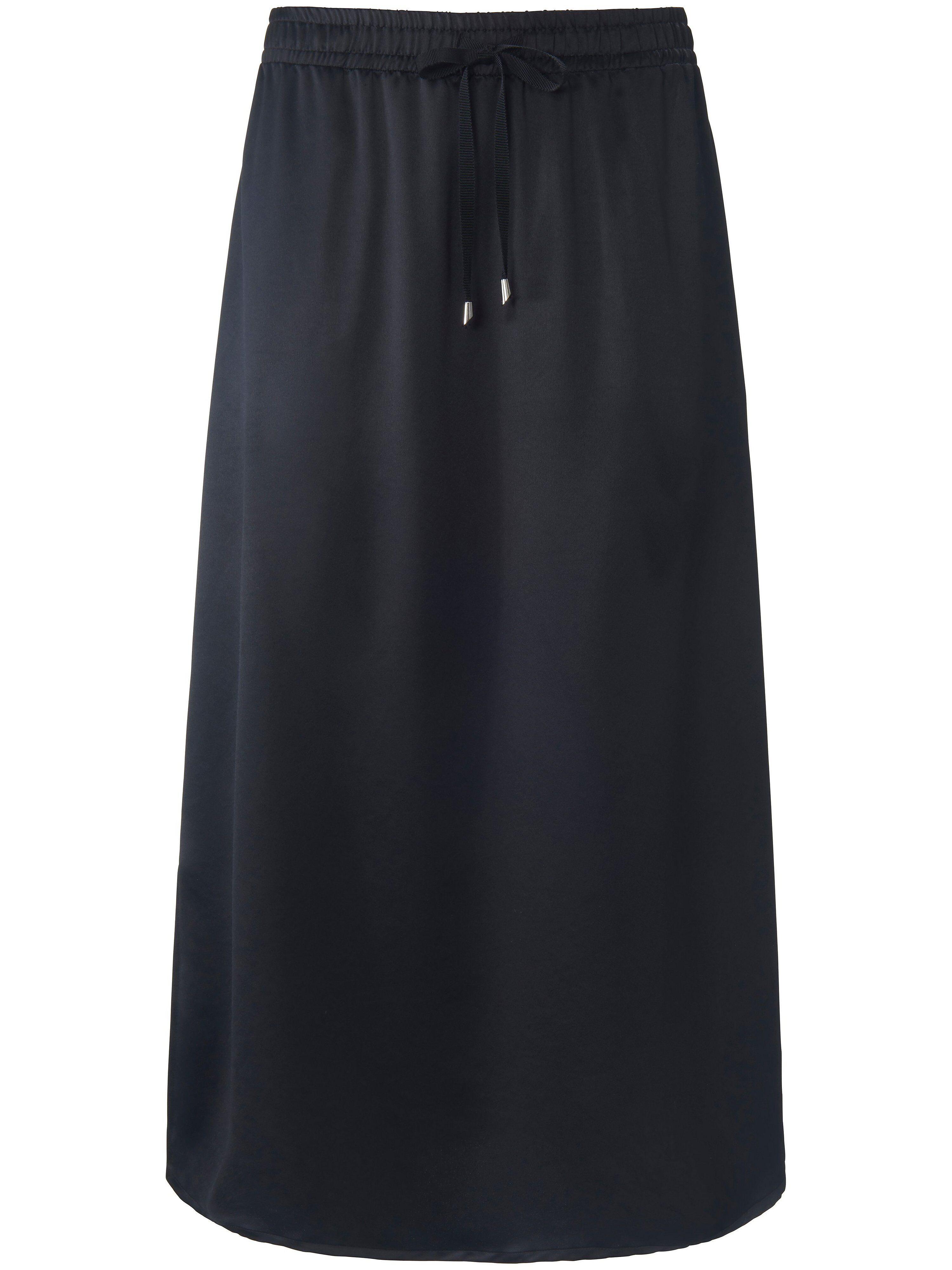 Margittes La jupe ligne droite  Margittes noir  - Femme - 38