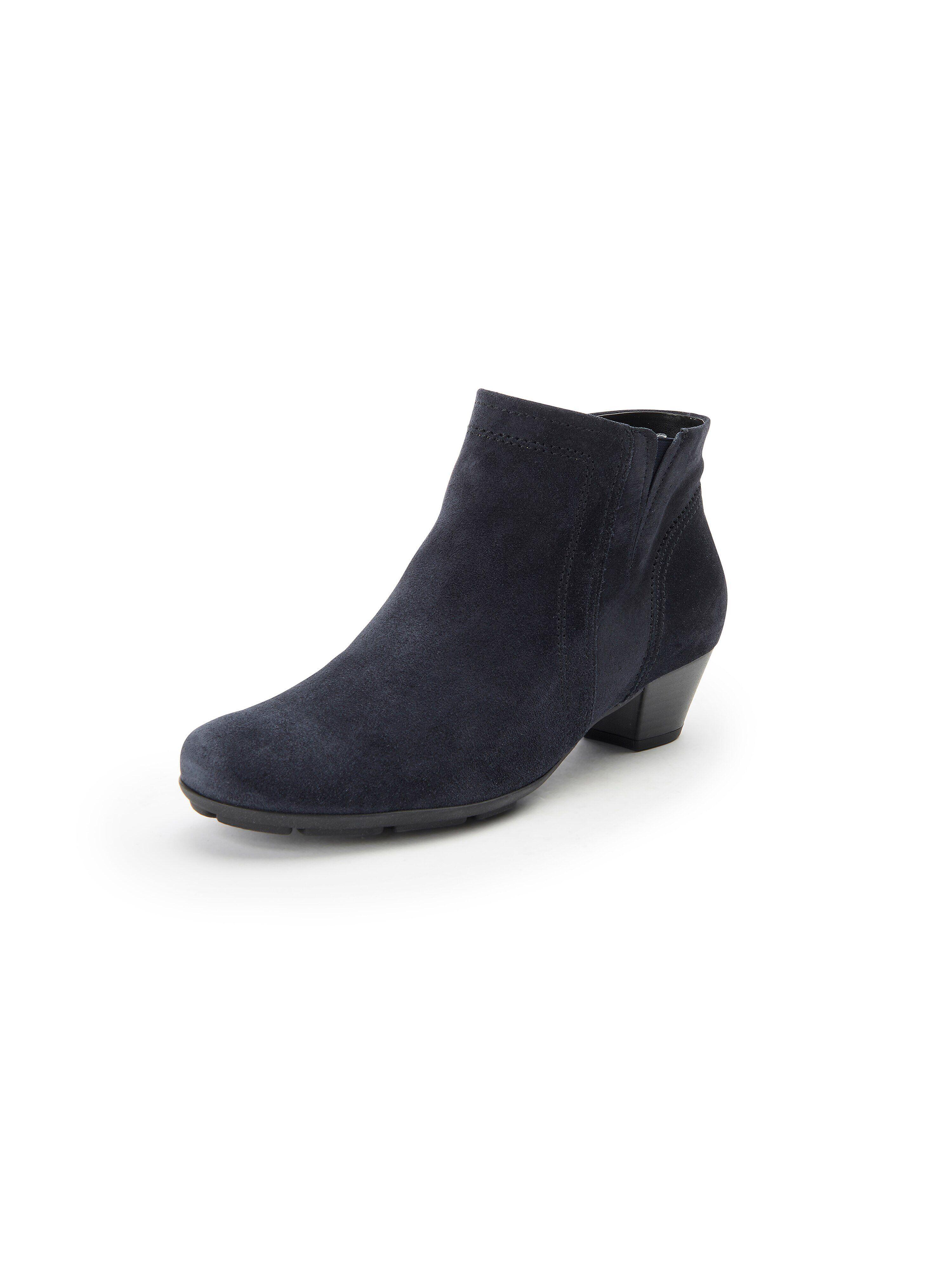 Gabor Les bottines 100% cuir  Gabor bleu  - Femme - 44