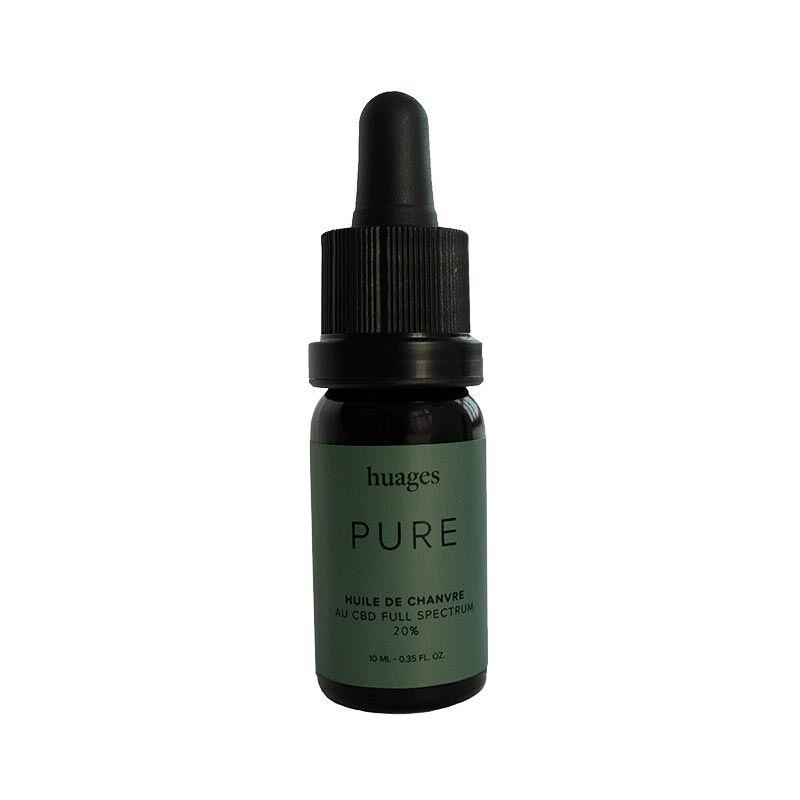 Pure Huile CBD PURE 20% - Huages
