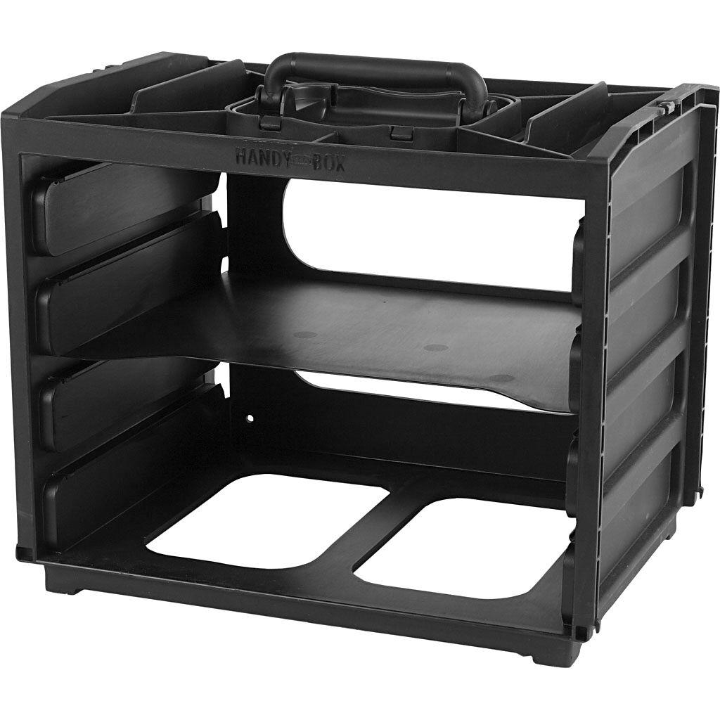 Raaco Handybox, 37,6x26,5x31 cm, 1 Pièce
