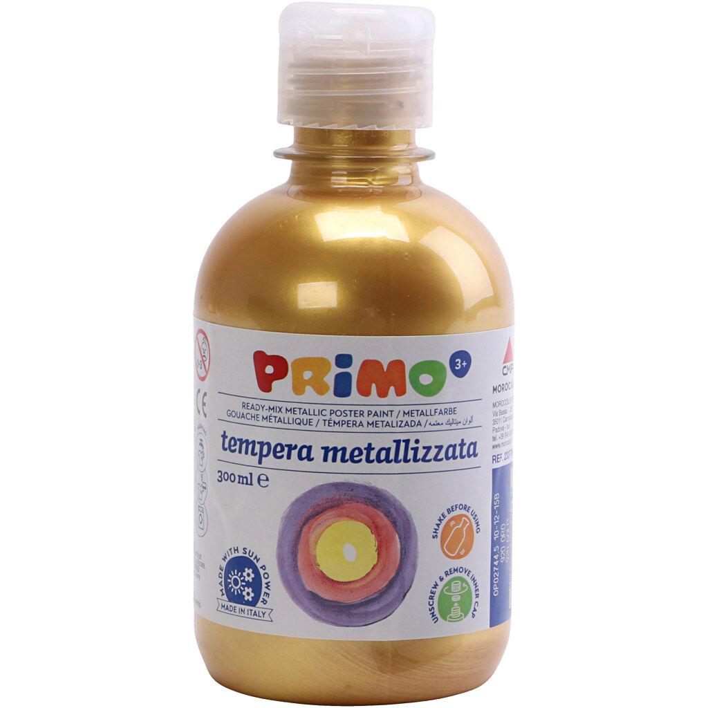 90151715 Peinture métallisée PRIMO, or, 300 ml/ 1 Pq.