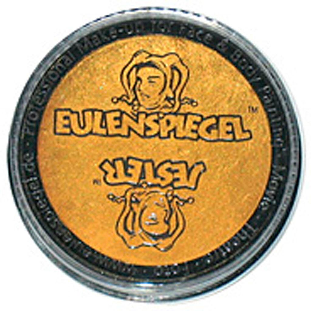 Eulenspiegel Maquillage visage à base d'eau, pearlised gold, 20 ml/ 1 Pq.