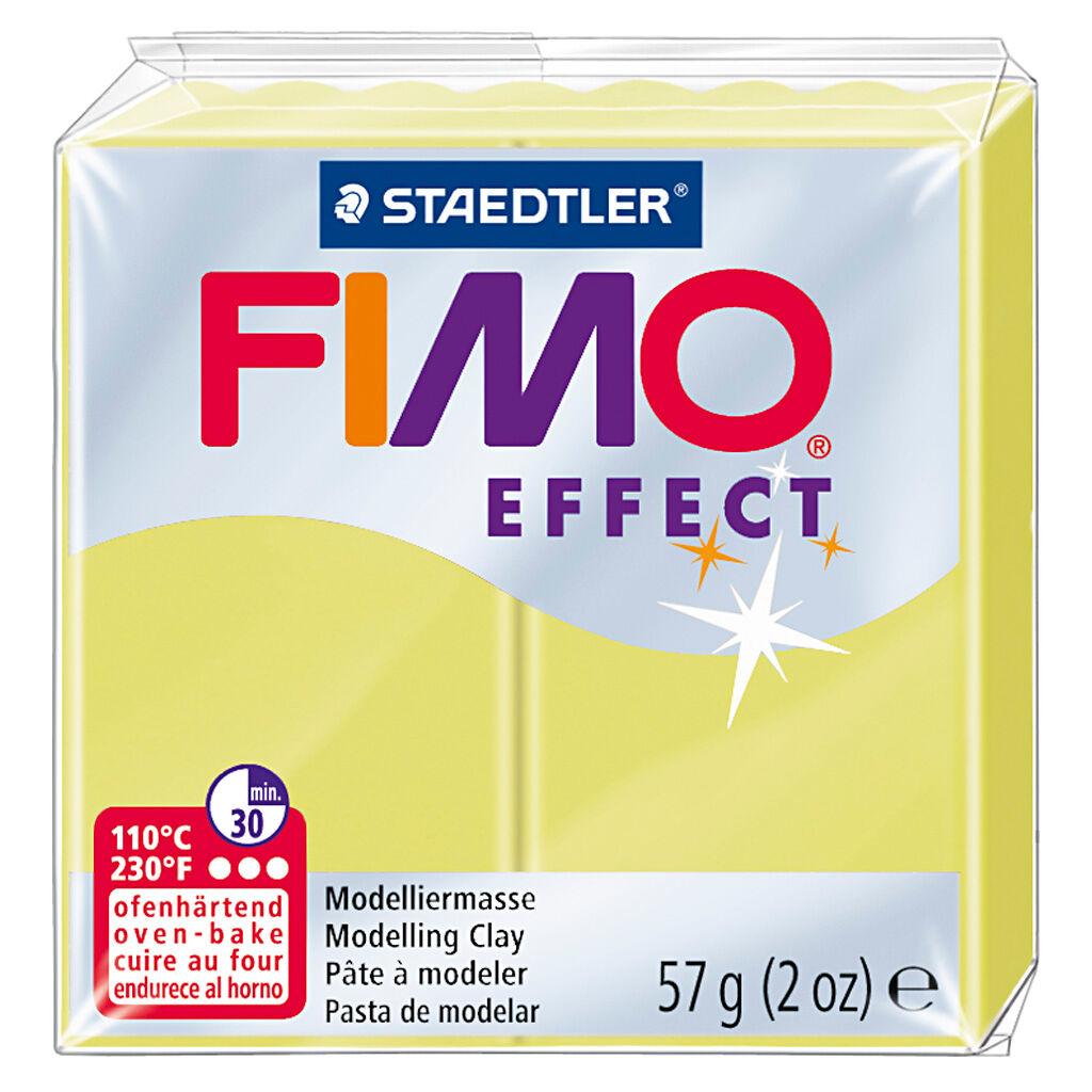 Fimo Effect, Citrin, 57 gr, 1 Pq.