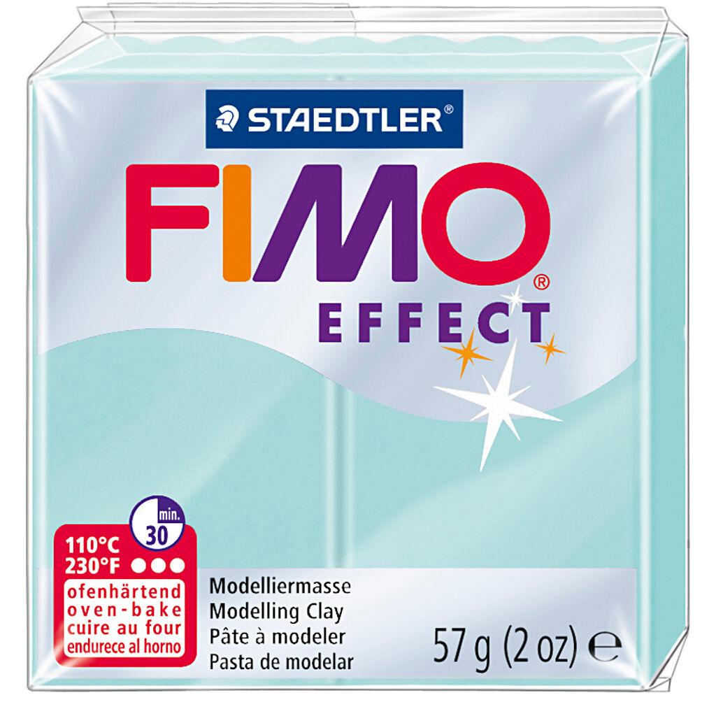 Fimo Effect, Mint, 57 gr, 1 Pq.