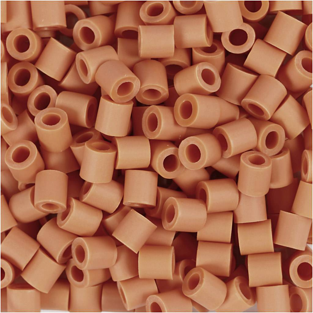 Nabbi Perles Nabbi Bio, dim. 5x5 mm, medium, orange, 3000 pièce/ 1 Pq.