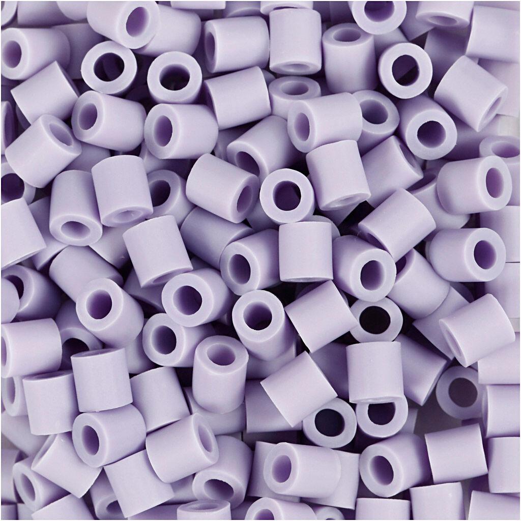 Nabbi Perles Nabbi Bio, dim. 5x5 mm, medium, violet, 3000 pièce/ 1 Pq.