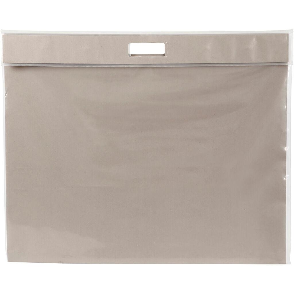 Creativ Company Pochette, A1, dim. 86x71 cm, transparent, 1 pièce