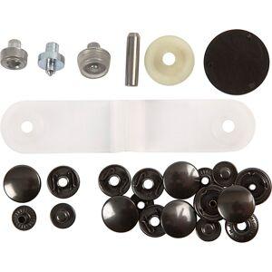 Prym Boutons pression - Starter set, d: 15 mm, 1 set - Publicité