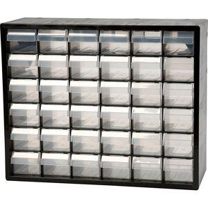 Raaco Bloc Organiser, dim. PC 36, dim. 33x40,7x14,1 cm, 1 set - Publicité