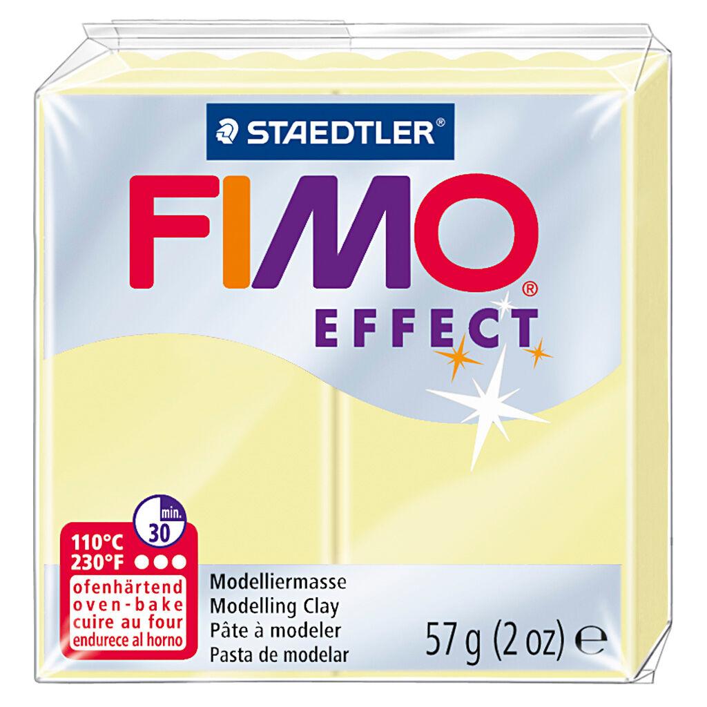 Fimo Effect, Vanilla, 57 gr, 1 Pq.