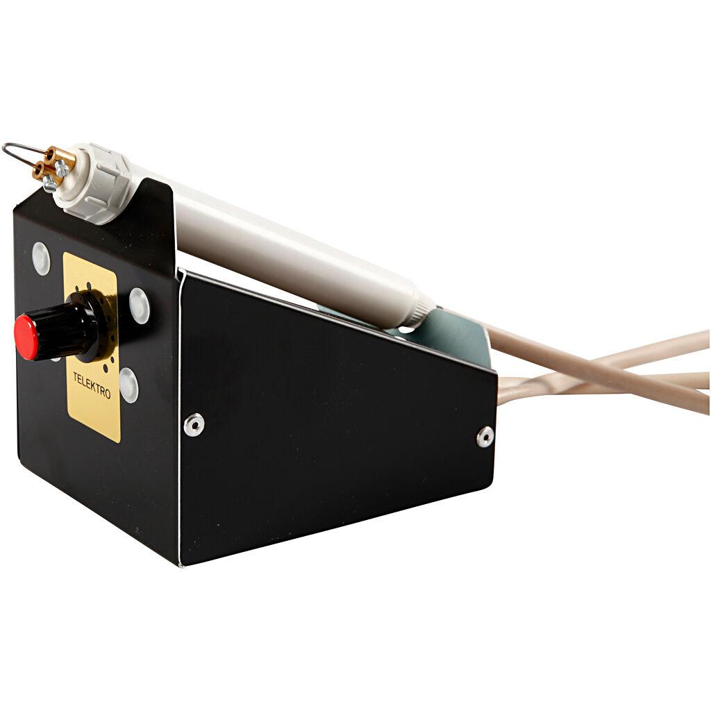 Creativ Company Pyrograveur / Bois Kit GS 1E, 400-450 °C, 1V - 25W, 1 pièce