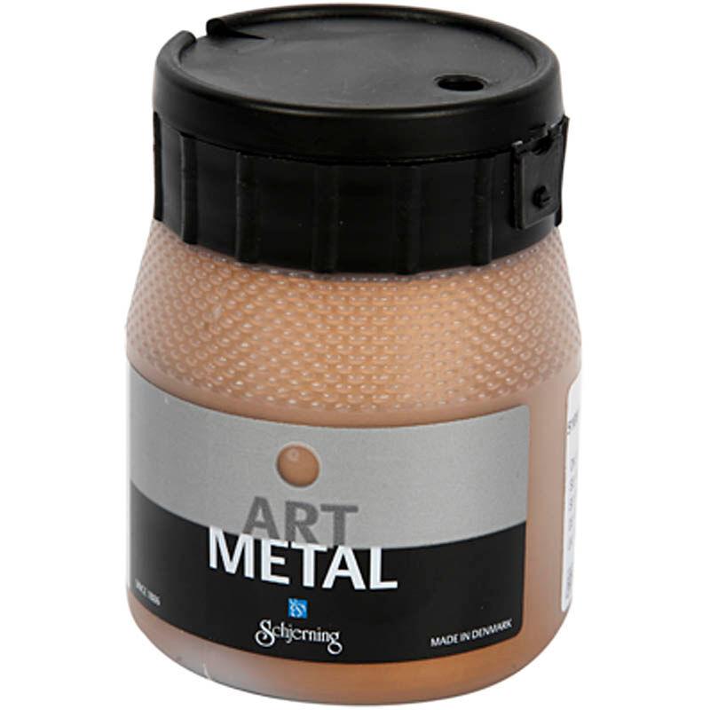 Creativ Company Peinture Art Metal, or antique, 250 ml/ 1 flacon