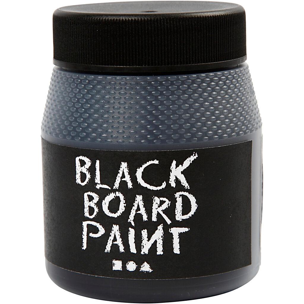 Creativ Company Peinture tableau, noir, 250 ml/ 1 Pq.