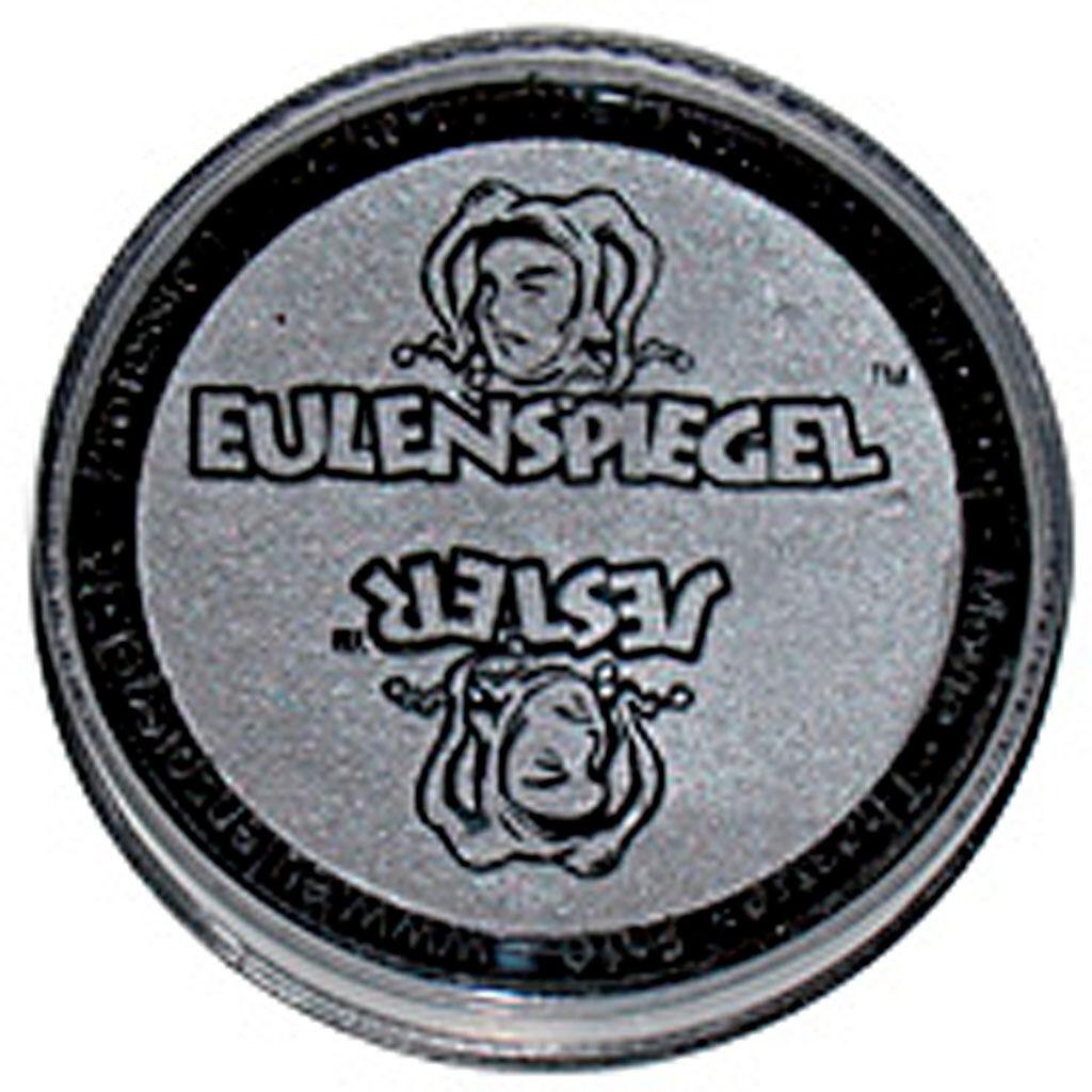 Eulenspiegel Maquillage visage à base d'eau, pearlised platinum, 20 ml/ 1 Pq.