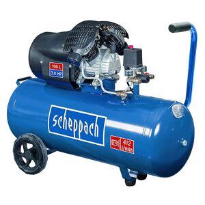 SCHEPPACH Compresseur 100l à deux cylindres 2200W SCHEPPACH HC100DC - Publicité