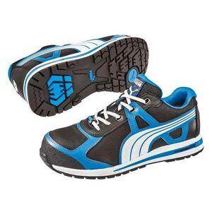 PUMA Chaussures de Sécurité Basse PUMA Urban Protect 64.302.0 Aerial Low S1P HRO SRC Bleu - Taille - 46 - Publicité