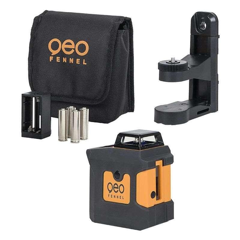 GEO FENNEL Laser lignes GEO FENNEL Geo1X-360-GREEN