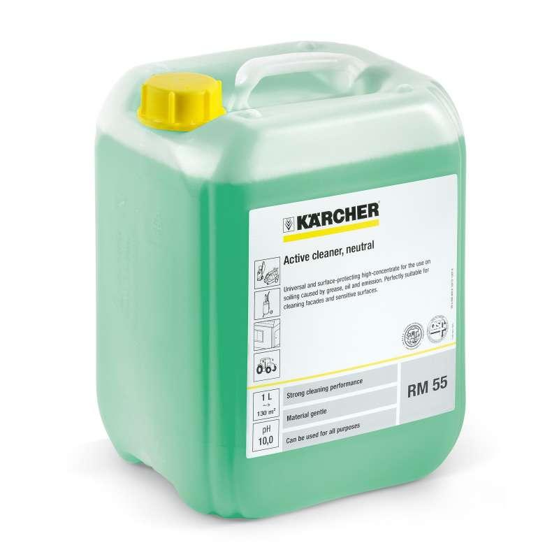 KÄRCHER PRO Détergent actif KARCHER PressurePro neutre RM 55 10 litres