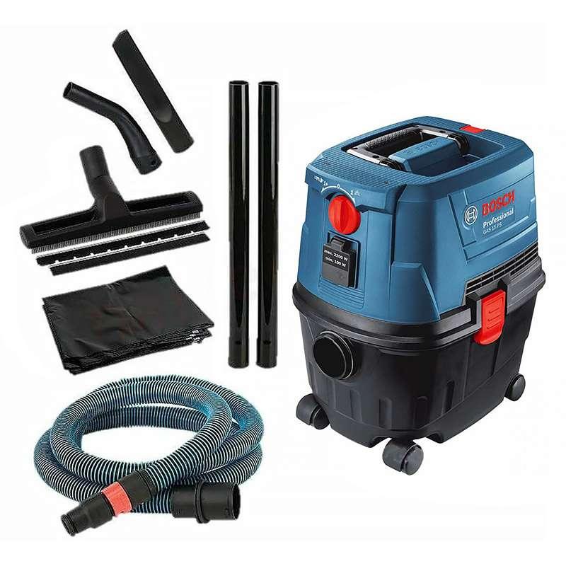 BOSCH PRO Aspirateur eau et poussière BOSCH GAS 15 PS Professional 1100W