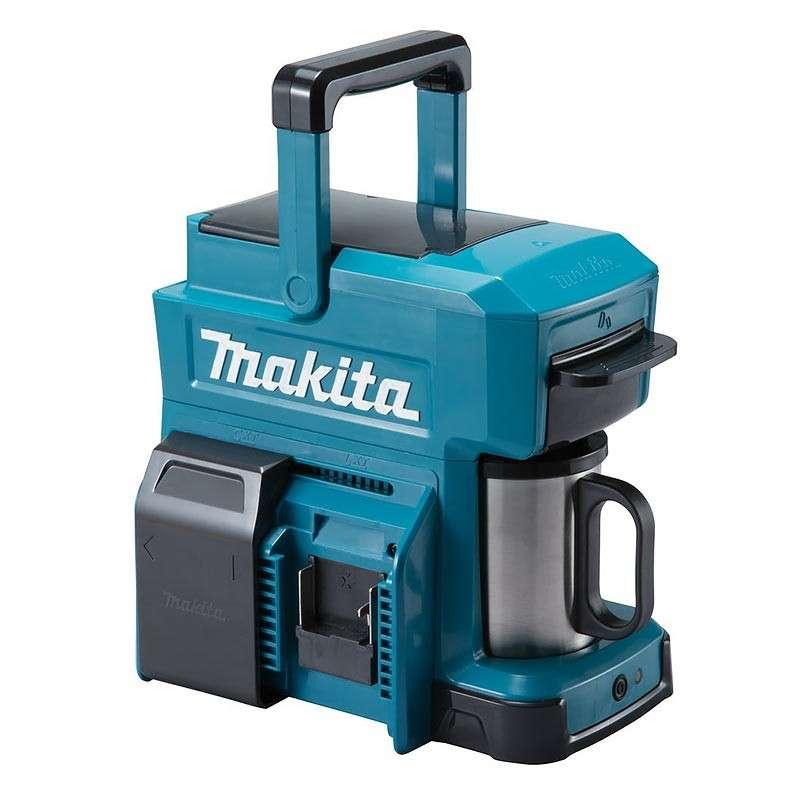 MAKITA MACHINES Machine à café MAKITA DCM501Z 18V ou 12V Li-Ion (Machine Nue)