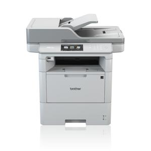 Brother Imprimante multifonctions Brother A4 Noir et Blanc - MFC-L6900 DW - Publicité