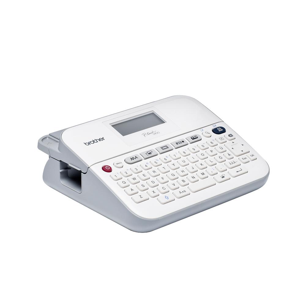 Brother Étiqueteuse portable professionnelle brother - PT-D400VP
