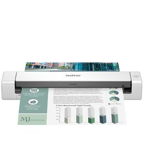 Brother Scanner mobile de documents recto-verso Brother - DS-740D - Publicité