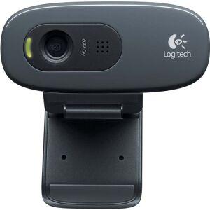 Logitech Webcam Logitech HD C270 - 960-001063 - Publicité