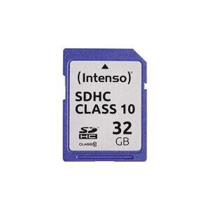 Intenso Carte Mémoire SD 32Go Intenso SD-SDHC - 3411480 - Publicité
