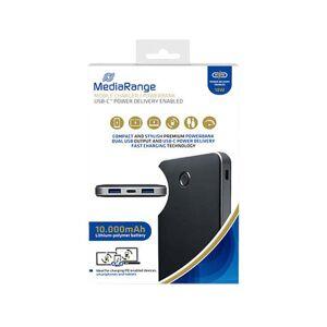 MediaRange Batterie externe 10.000 mAh MediaRange Chargeur mobile - MR753 - Publicité