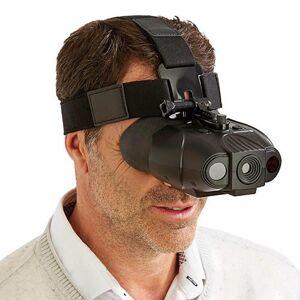 L'Homme Moderne Jumelles numériques vision nocturne Bresser(r) - Publicité