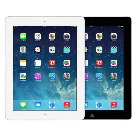 Apple iPad 4 16Go WIFI 4G 706784 Blanc - Taille Grade A