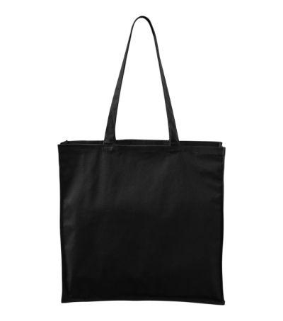 Malfini 901 - Unisexe Sac a provisions Carry Noir - Taille uni