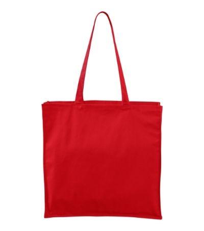 Malfini 901 - Unisexe Sac a provisions Carry Rouge - Taille uni