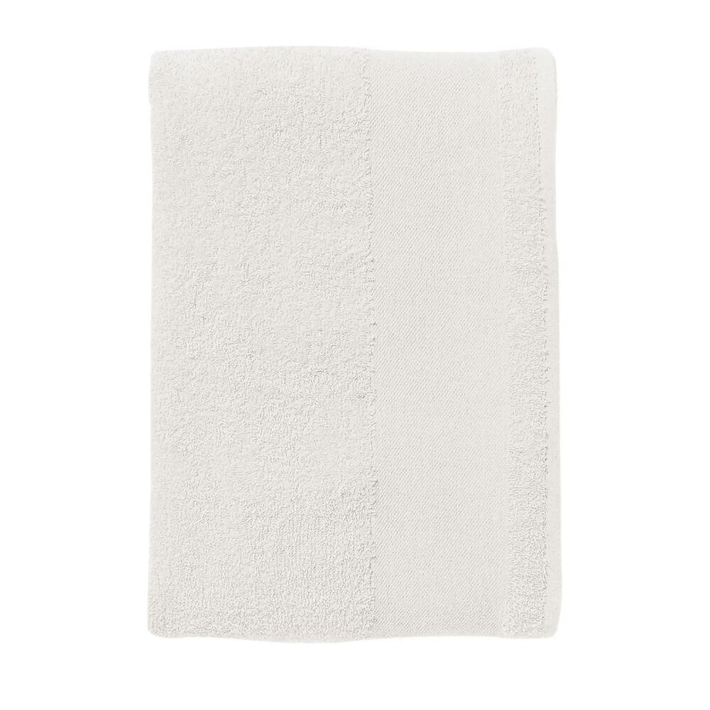 Sol's 89008 - Serviette de Bain BAYSIDE 70 Blanc - cotton