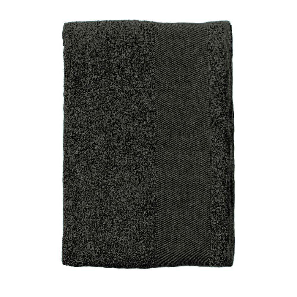 Sol's 89008 - Serviette de Bain BAYSIDE 70 Gris fonce - cotton