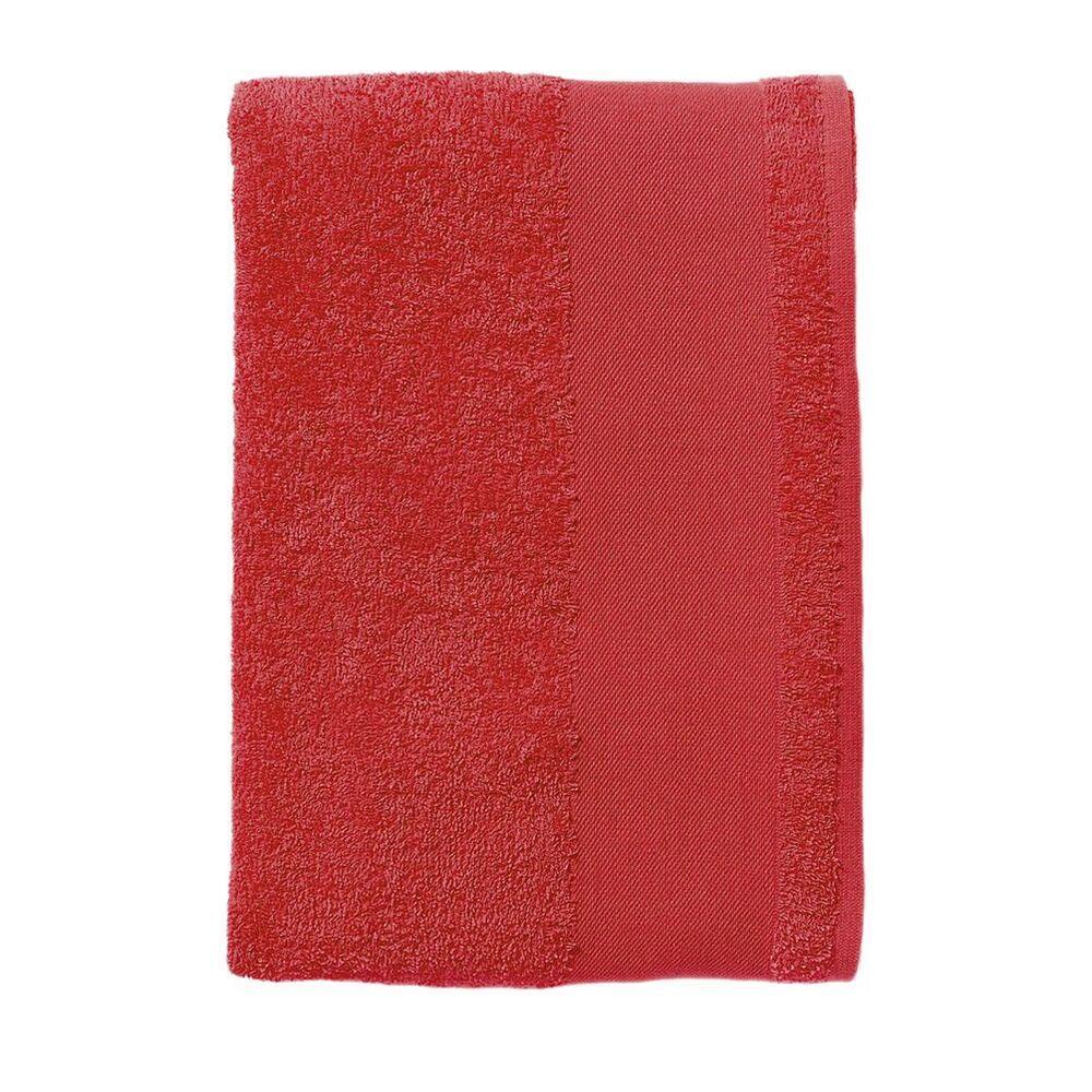Sol's 89008 - Serviette de Bain BAYSIDE 70 Rouge - cotton