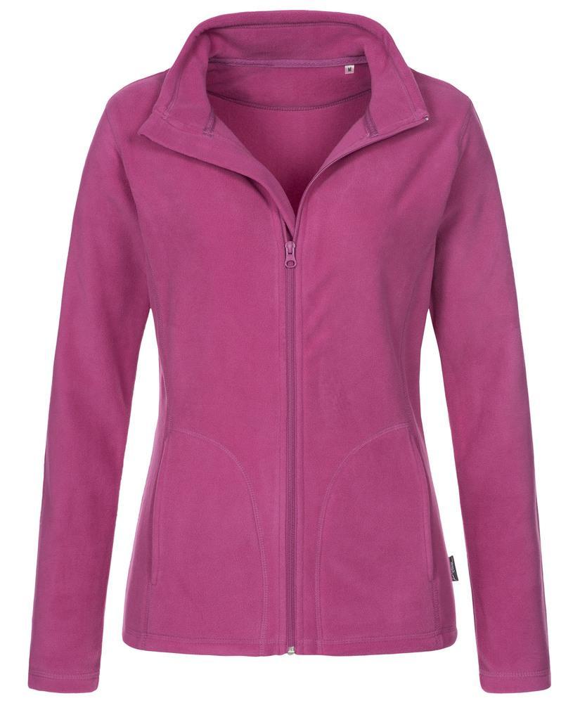 Stedman ACTIVE Veste polaire pour femmes  Cupcake Pink - Stedman STE5100 - Taille M