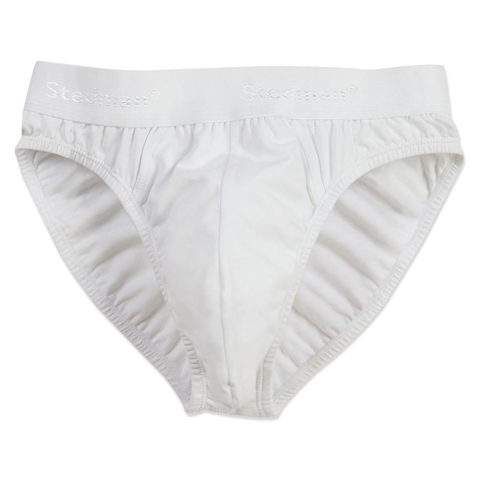 Stedman Sous-Vetement pour Homme Blanc - Stedman STE9692 - Taille S